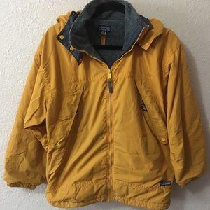 Mustard Patagonia Jacket 🌔